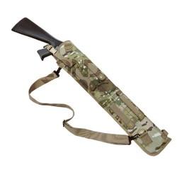 Shotgun Scabbard MOLLE Multicam