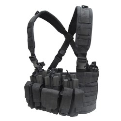 Chest rig RECON with black pockets