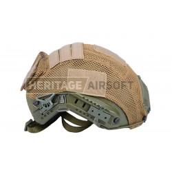 Couvre casque filet pour casque fast - TAN GFC