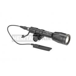 Lampe pour rail RIS M600P avec interupteur déporté Noir - Night Evolution