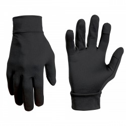 Gants thermo tactile noir - TOE