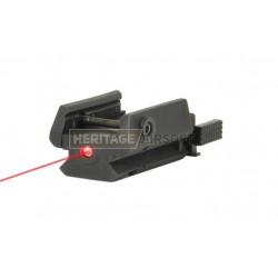 Laser rouge rail Picatinny - Swiss Arms