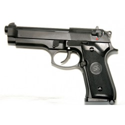 SR92 Gas Blow Back full Metal, Black, M9 Replica