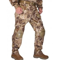 Pantalon tactique - Coupe Crye G3 - Kryptech Highlands - Emerson
