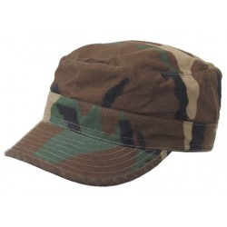 Cap BDU type Woodland
