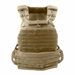 Porte-plaque (plate carrier) - TacTec™ - Sandstone coyote- 5.11