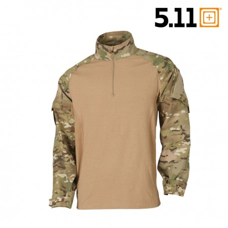 Rapide Assault Shirt Chemise de combat UBAC - MultiCam - 5.11