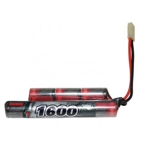 Battery CRANE type NiMh 8,4V 1600 mAh