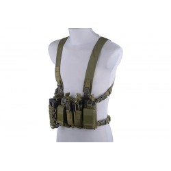 Fast chest rig olive OD GFC