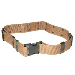 Combat Belt Nylon Coyote