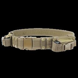 Ceinture tactique - Avec poches chargeurs PA - Tan - Condor