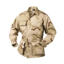 BDU coat Ripstop Desert Camo