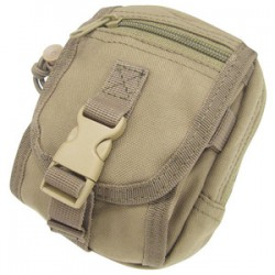 MOLLE Pouch Small size Tan