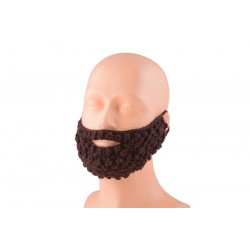 Fausse Barbe tactique Marron Ultimate