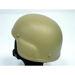 MICH 2000 Fiber Helmet TAN