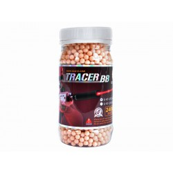 BILLES 0,20G BB 2400R RED (Traceur BB) G&G