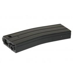 [HI-CAP] Chargeur Flash Mag 450 billes à tirette M4 métal noir