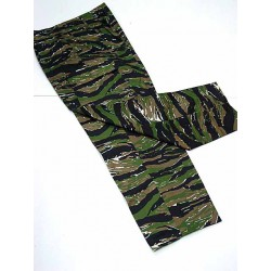 BDU style trousers Tiger