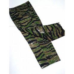 Pantalon de treillis Tiger Vietnam BDU Taille