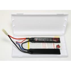 Batterie LiPo CRANE 7,4V 1300 mAh 25C