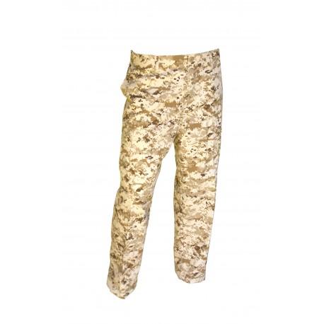 Pantalon de treillis coupe ACU Digital Desert