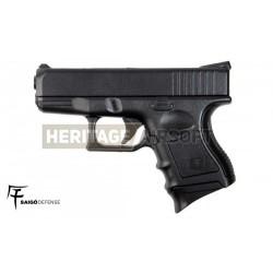 Pistolet réplique de Glock 27 à ressort (spring) saigo defense