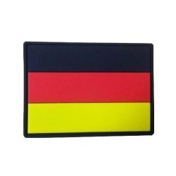 Ecusson PVC avec scratch Allemagne