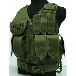 Tactical vest olive