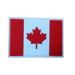 Ecusson PVC avec scratch Canada