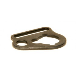 M4 metal sling plate with slot