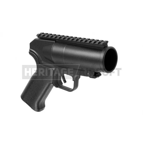 Lance grenade à main pour grenade d'airsoft de 40mm