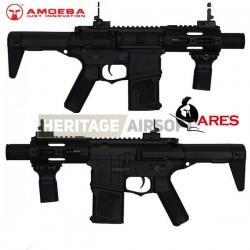 M4 Amoeba AM015 Noir avec mosfet - batterie offerte - Ares Amoeba
