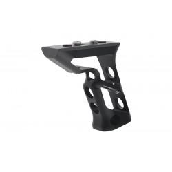 Poignée angulaire Keymod métal alu pour rail keymod- noir SHS