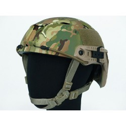 FAST Helmet Multi Camo replica