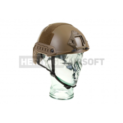 Casque Fast MH tan - XP - version Eco