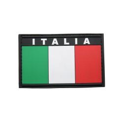Ecusson PVC avec scratch Italie