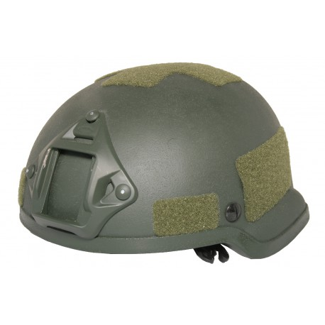 Fixation de casque Mil-Tec vert olive