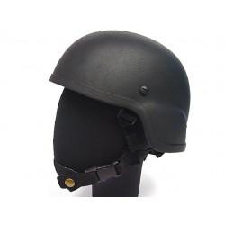 MICH 2000 Fiber Helmet Black