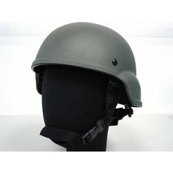 Casque airsoft MICH 2000 - Foliage