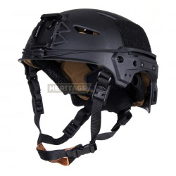Casque - Molette - Exfil LTP type Team Wendy - Noir - FMA