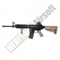 M4 RIS Recoil Blowback - BOLT - Tan