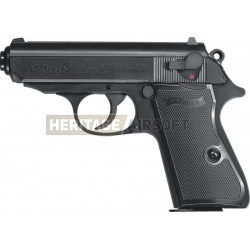 Walther PPK culasse métal réplique à ressort