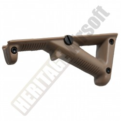 Angled Fore Grip Dark Earth (Tan)