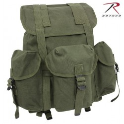 Rothco G.I. Type Heavyweight Mini Alice Pack - Olive