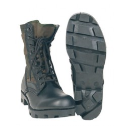 Bottes Jungle US semelle Panama olive