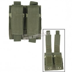 Porte chargeur double PA MOLLE olive