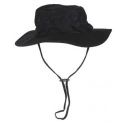 """Chapeau de Brousse """"Boonie Hat"""" noir"""