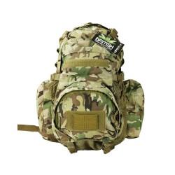 Sac à dos avec poche pour casque Vulcan 22 Litres MTP - Kombat UK