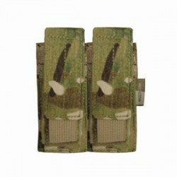 Poche porte chargeurs de pistolet double - MultiCam - Condor
