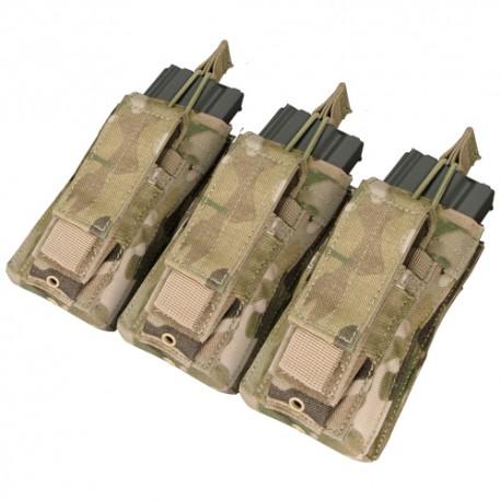 Kombat molle Splitter avant et arrière poche zippée BTP MTP